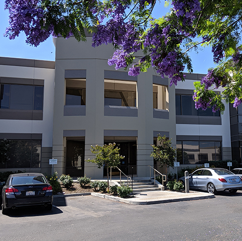 Exterior photo of our Westlake Village location