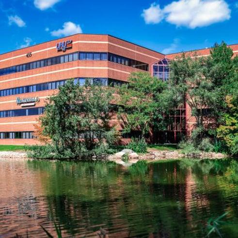 Exterior photo of our Ann Arbor location