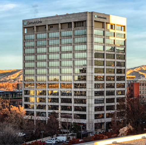 Exterior photo of our Downtown Boise location