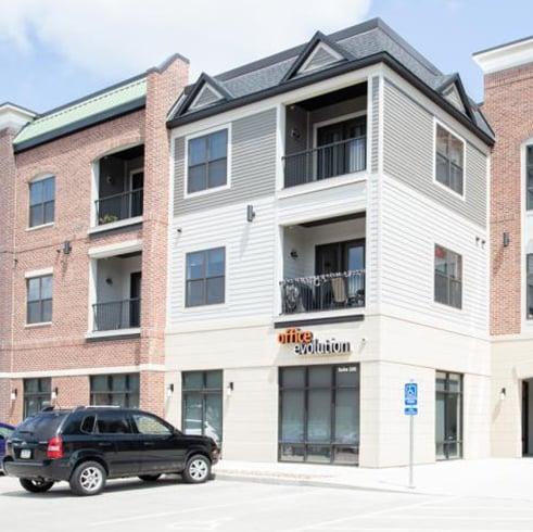 Exterior photo of our Cedar Rapids location