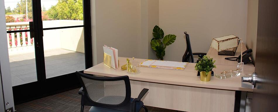 Third interior picture of our Los Gatos Office Evolution Location