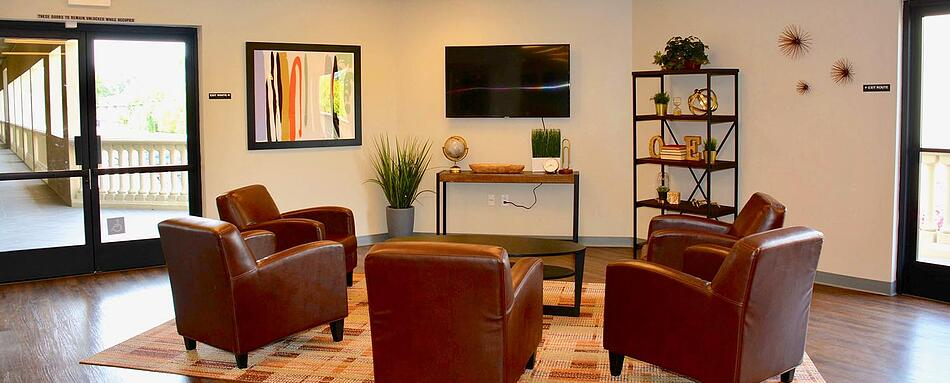 Second interior picture of our Los Gatos Office Evolution Location