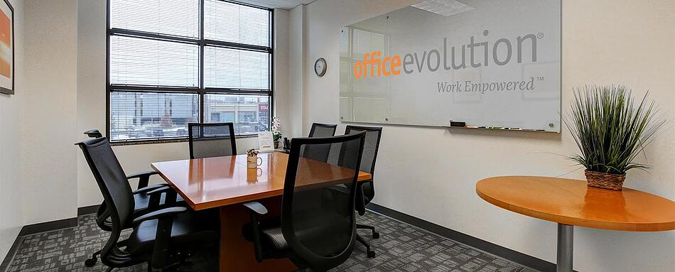 Eighth interior picture of our Belmar Lakewood Office Evolution Location
