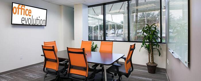 Tenth interior picture of our Jacksonville Office Evolution Location