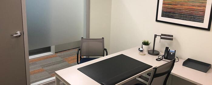 Eighth interior picture of our Jacksonville Office Evolution Location