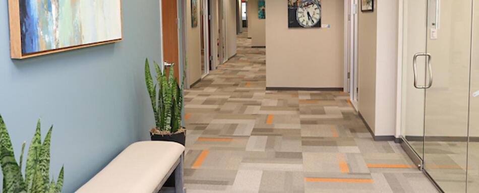 Sixth interior picture of our Houston Office Evolution Location
