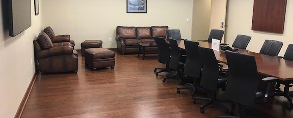 Fifth interior picture of our Houston Office Evolution Location