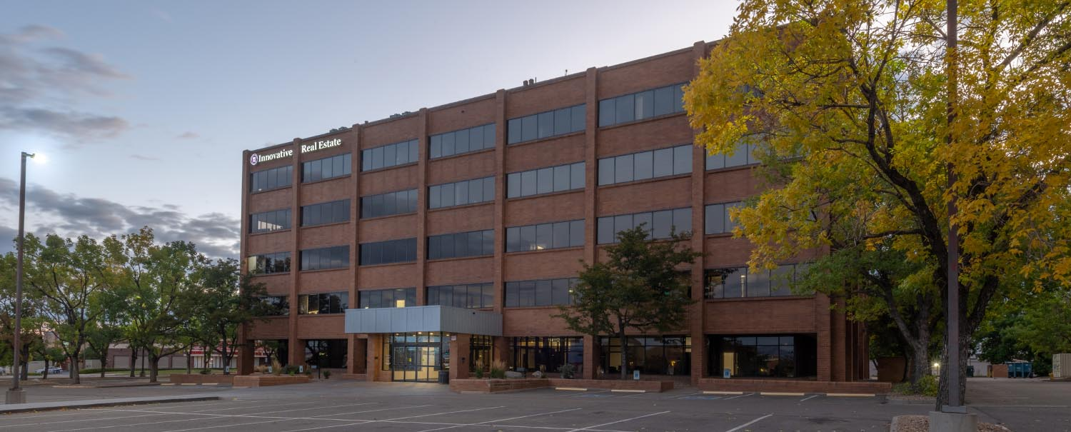 First interior picture of our Denver Metro North/Northglenn Office Evolution Location