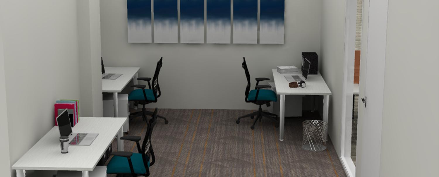 Eighth interior picture of our Plantation Office Evolution Location