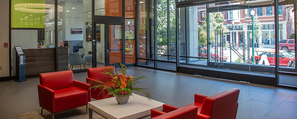 Sixth interior picture of our Downtown Boise Office Evolution Location