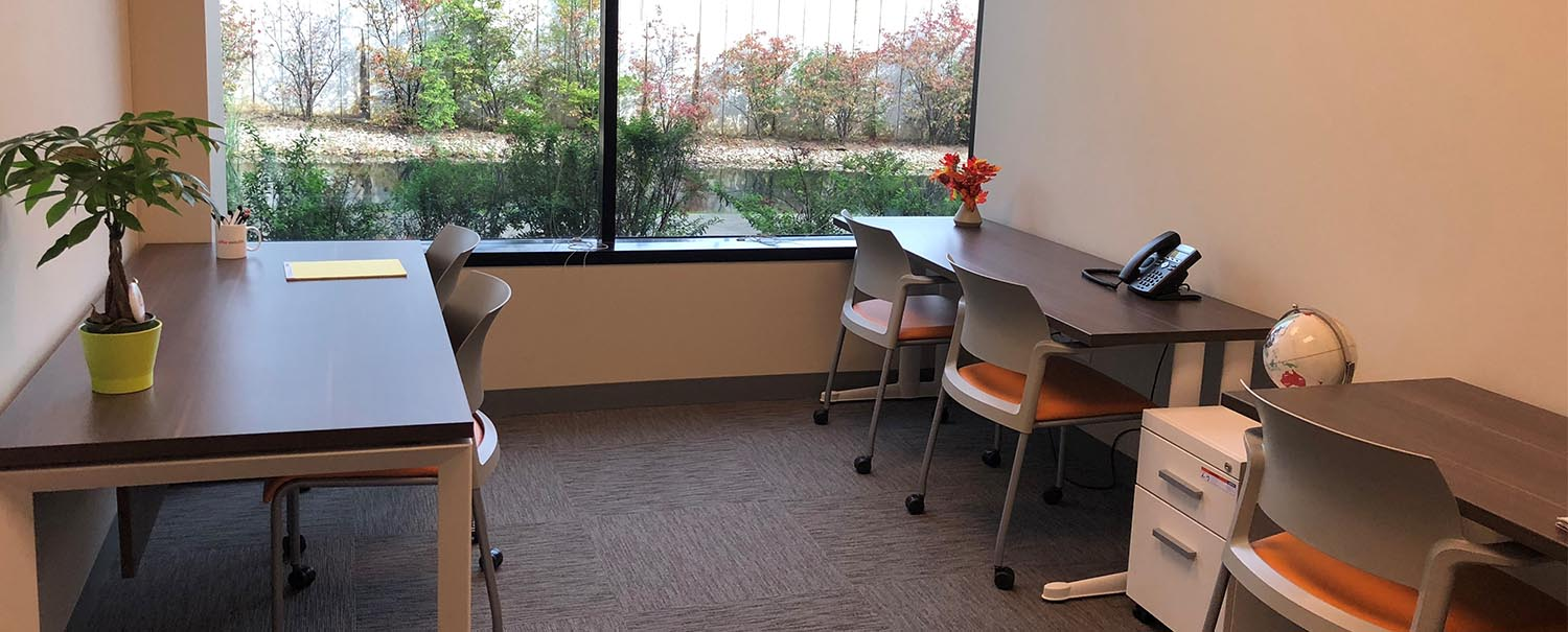 Fifth interior picture of our Downers Grove Lisle Office Evolution Location