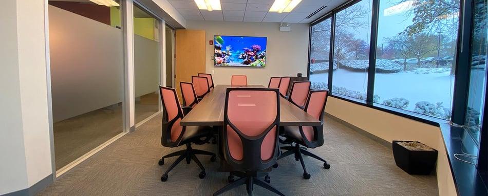 Dedicated Workspaces