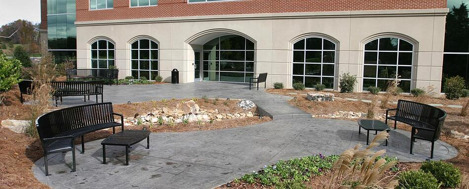 Third interior picture of our High Point Office Evolution Location