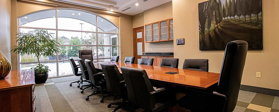 Fourth interior picture of our High Point Office Evolution Location
