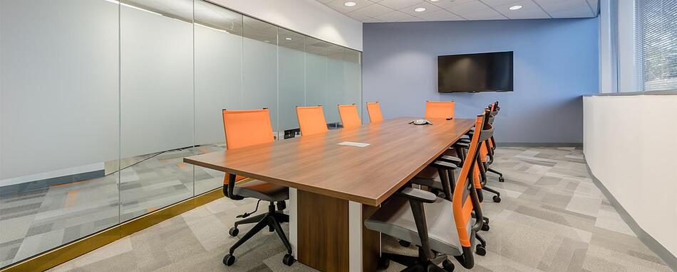 Ninth interior picture of our Tysons Corner Office Evolution Location
