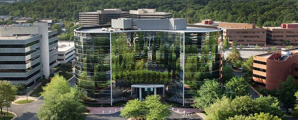 Sixth interior picture of our Tysons Corner Office Evolution Location