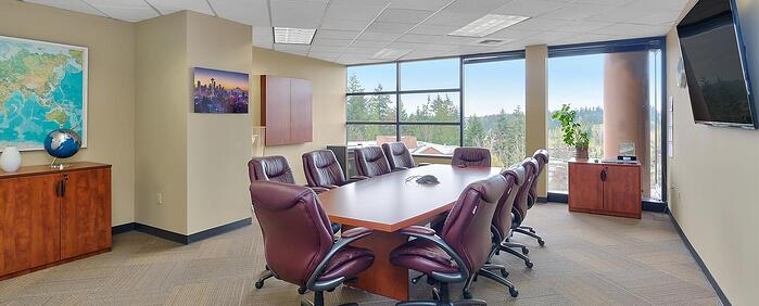 Fourth interior picture of our Bellevue South Office Evolution Location