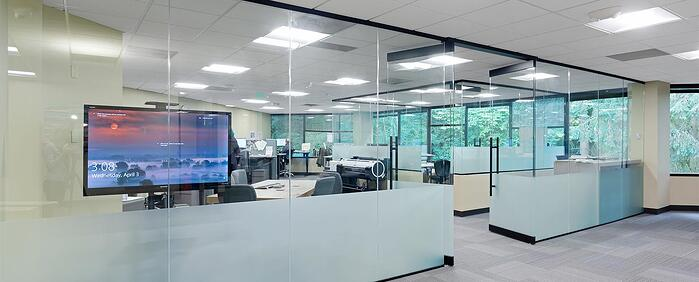 Sixth interior picture of our Bellevue South Office Evolution Location