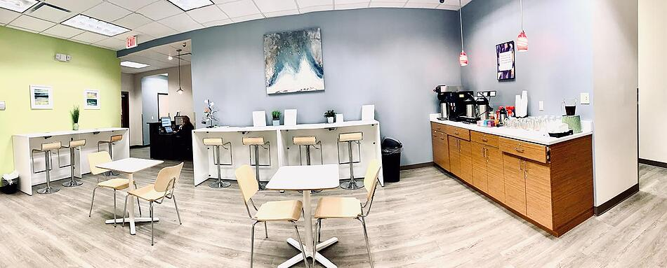 Eighth interior picture of our Northern New Jersey Hackensack Office Evolution Location