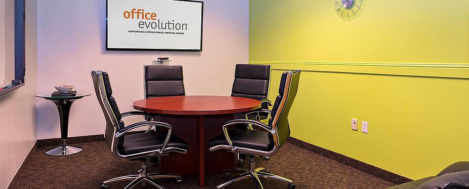 Fifth interior picture of our Peoria Office Evolution Location