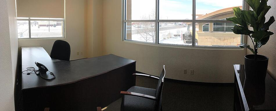 Fifth interior picture of our Fort Collins Office Evolution Location