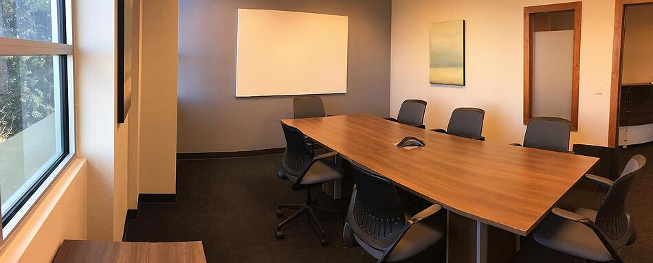 Second interior picture of our Fort Collins Office Evolution Location