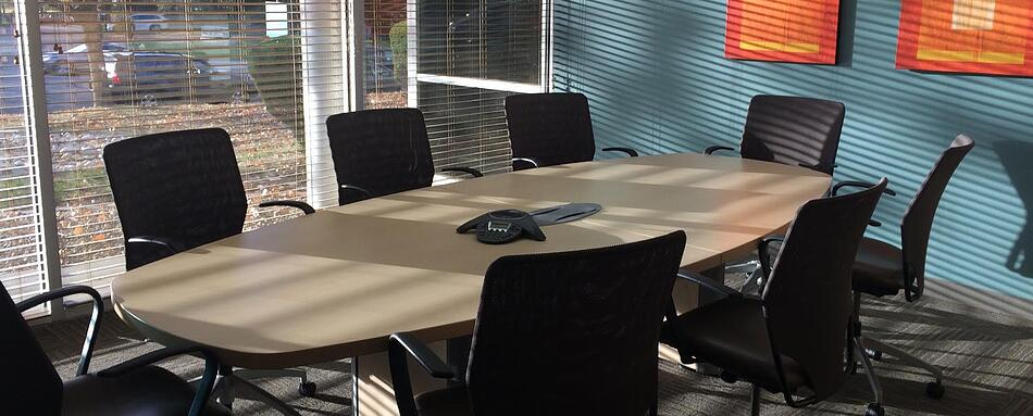 Second interior picture of our DTC Greenwood Village Office Evolution Location