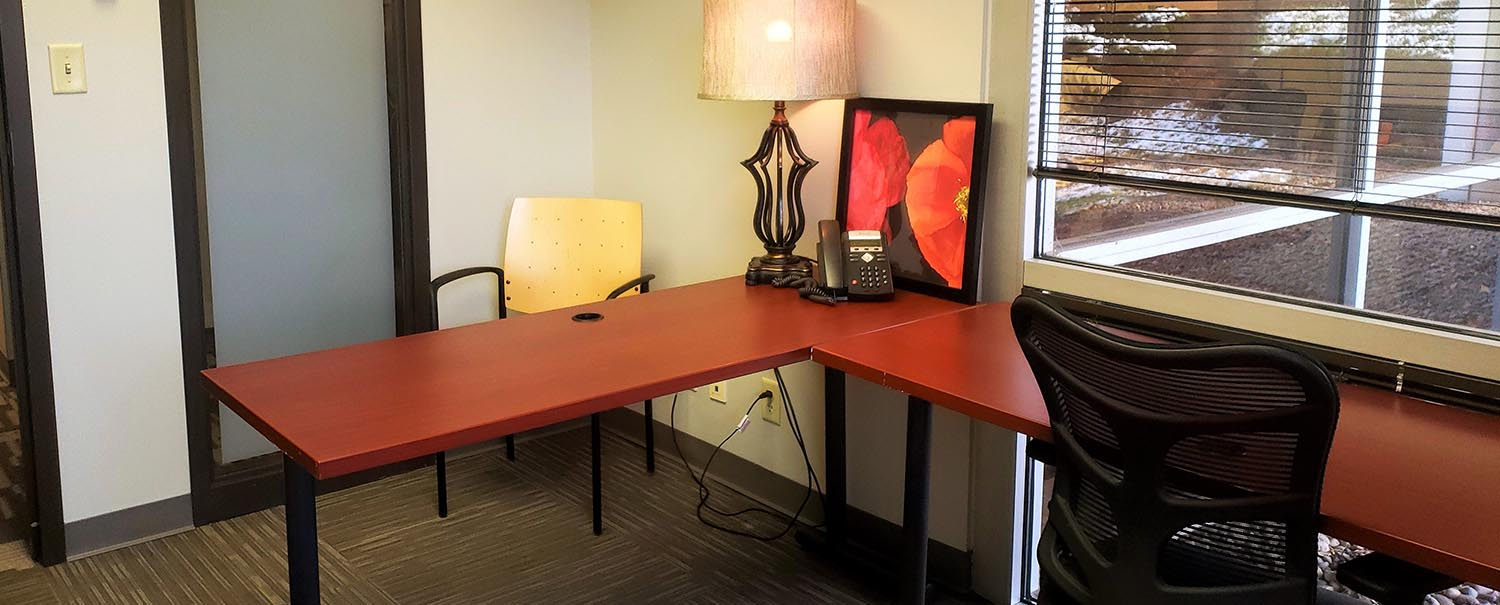 Fifth interior picture of our DTC Greenwood Village Office Evolution Location
