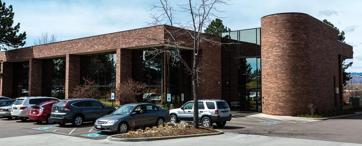 First interior picture of our Littleton Office Evolution Location