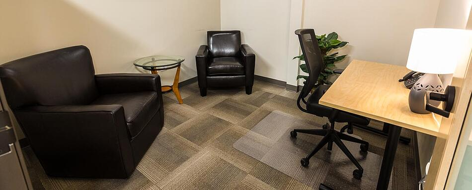 Fifth interior picture of our Littleton Office Evolution Location