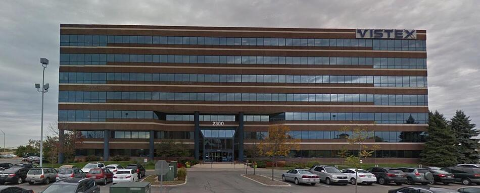 First interior picture of our Northwest of Chicago Hoffman Estates Office Evolution Location