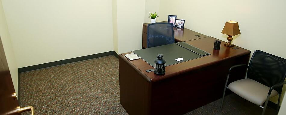 Third interior picture of our O'Hare Chicago Office Evolution Location