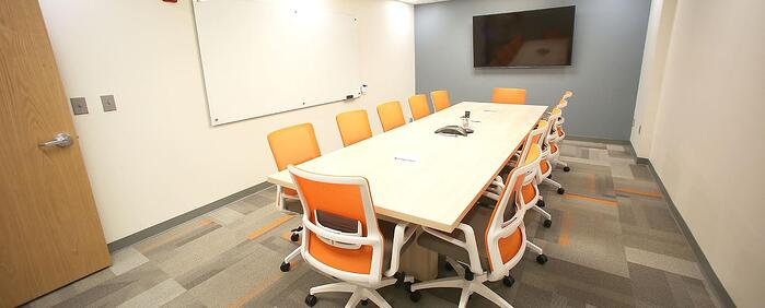 Third interior picture of our Carmel Office Evolution Location