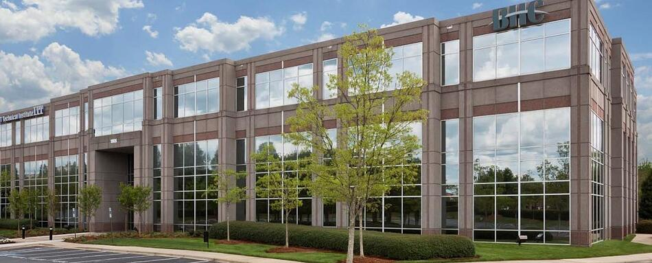 First interior picture of our Charlotte - University Research Park Office Evolution Location