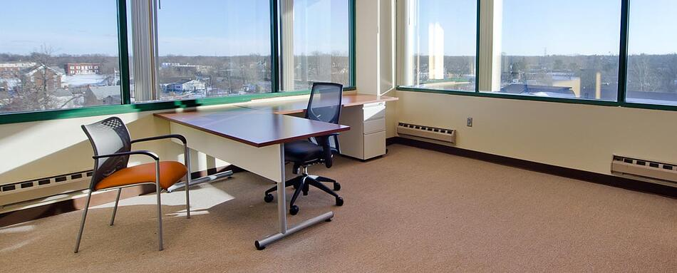 Fourth interior picture of our Downtown Somerville Office Evolution Location