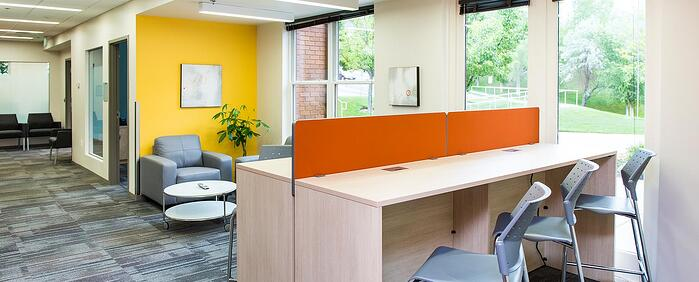 Fourth interior picture of our Holladay Salt Lake City Office Evolution Location