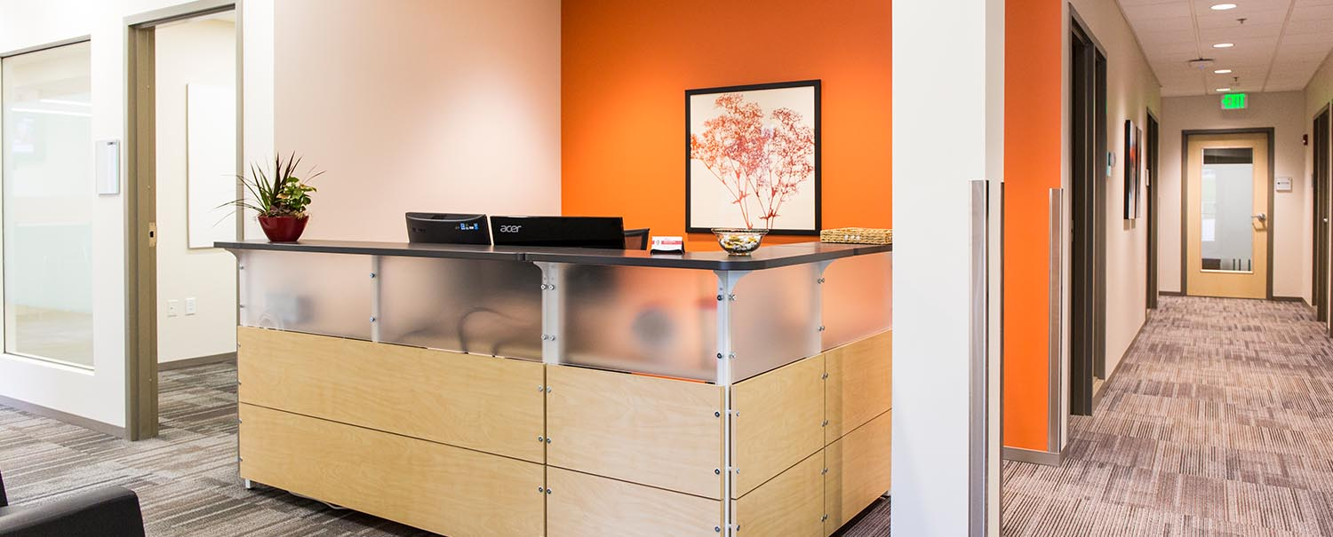 Second interior picture of our Holladay Salt Lake City Office Evolution Location