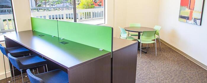 Fourth interior picture of our Mill Valley Office Evolution Location