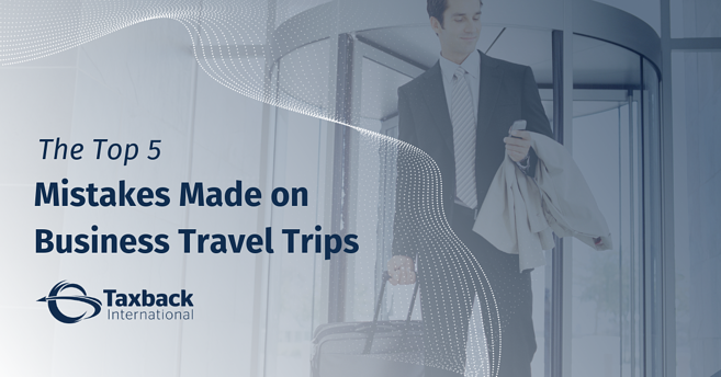Business Travel Mistakes