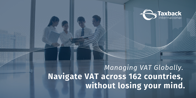 Manage VAT in 162 countries