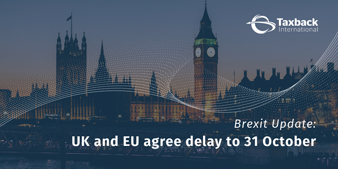 Brexit extended to October 31