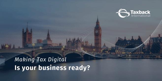 Making Tax Digital Countdown