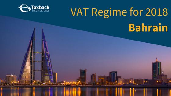 Bahrain VAT 2018