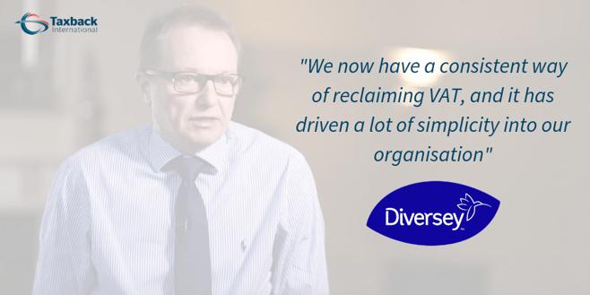 Diversey VAT