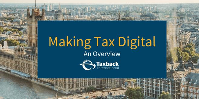Making Tax Digital UK Overview