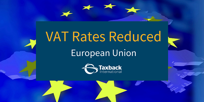 European Council Reducing VAT Rates