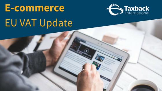 EU VAT update Ecommerce
