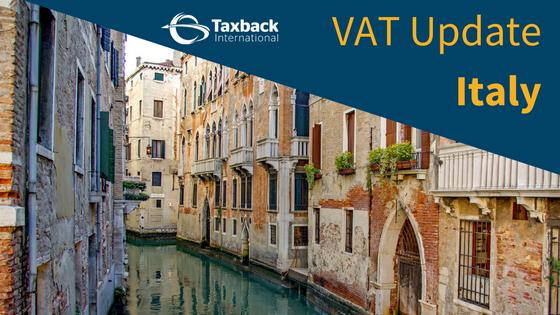 Italy VAT update for 2018