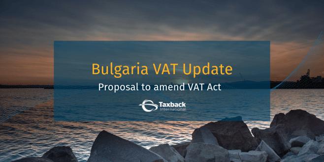 Bulgaira VAT