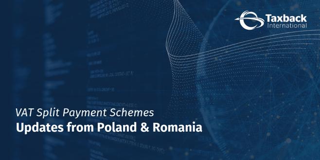 VAT Splot Payment Schemes poland Romania